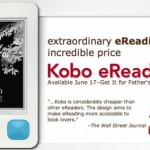The Kobo E-Reader is having Lots of Problems