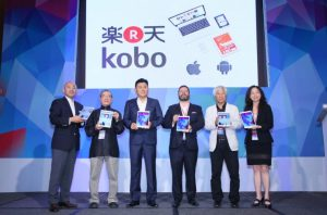 Kobo e-books are now available in Taiwan