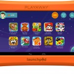 Playaway Unveils a Pre-Loaded, Controlled Tablet for Kids' Circulation