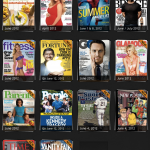 Next Issue Subscription Magazine App Available for iPad