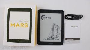 Boyue Likebook Mars e-reader review