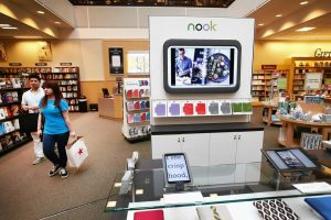 Barnes and Noble Releasing New Nook Glowlight 3 e-Reader This Week