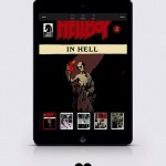 Hellboy Launches on Madefire