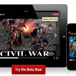 Beta Version of Marvel Digital Comics Unlimited Now Available for Tablets