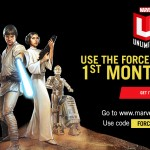 New Star Wars Comics now on Marvel Unlimited