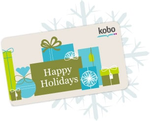 kobo gift card contest