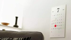This E Ink Calendar Syncs With Your Google Account