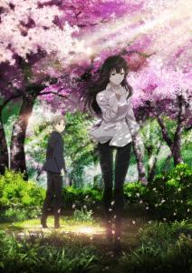 """Light Novel """"A Corpse is Buried Under Sakurako's Feet"""" Anime Green-Lit for Fall 2015"""