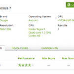 Rumor: Google Nexus Tablet To Run Android Jelly Bean