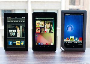 Android Tablets Finally Seem to Be Catching Up to iPad