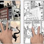 Ninjasaur Lets You Strip a Comic to the Bones