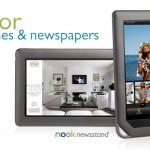 Condé Nast Magazines Hitting the Nook Newsstand