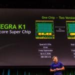 Nvidia Shows Off Its Next Gen Tegra K1 Chip