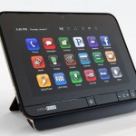The OpenTablet 7 Tablet PC from OpenPeak
