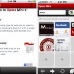 Its Opera time on the iPad