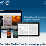 Overdrive loans out 125 million e-books and 43 Million Audiobooks in 2015