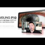 Samsung's Newest Tablet To Take On iPad
