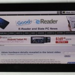 Review of the Pandigital Novel 9 Inch Color Multi-Media E-Reader