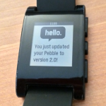 Pebble 2.0 Update Launched