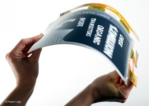 Plastic Logic and Novaled Announce New Partnership, Promises Mainstream Flexible Display to Arrive Soon