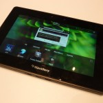BlackBerry Hints at a New Tablet