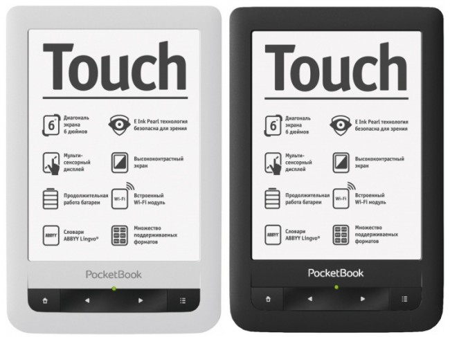 pocketbook touch 622 touch good e reader
