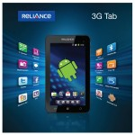 RCom Launches Android 3G Tablet in India for 13K