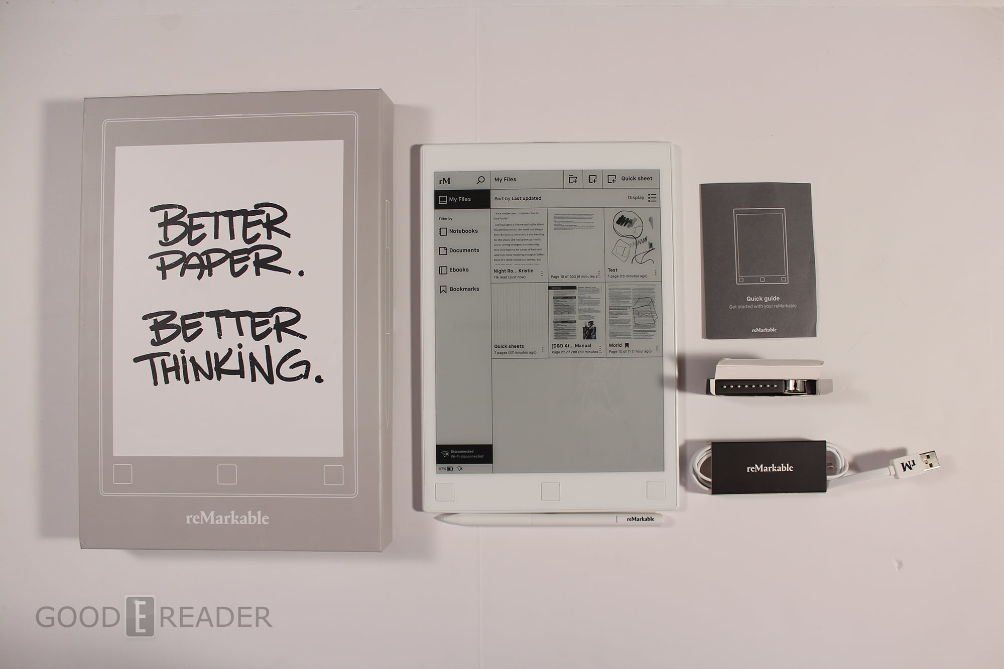 remarkable paper tablet review