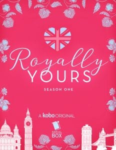 Kobo is releasing an ebook series on the royal wedding