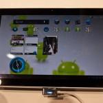 Samsung Galaxy Tab 2 caught on video