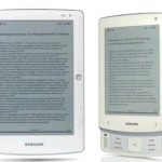 Samsung E6 e-Reader with Slider Announced