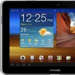 A closer look of the Galaxy Tab 10.1N