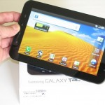 Samsung Galaxy Tab Wi-Fi set for April 10 launch