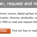 eBook Discovery Enhanced with NetGalley