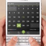 White BlackBerry Passport Available in November
