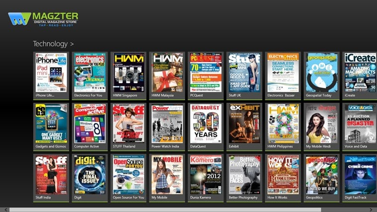 Hearst Inks New Deal with Digital Newsstand Magzter