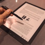 Sony Begins Selling 13.3 Inch Digital Paper e-Reader Directly