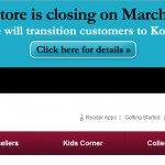Sony Sends First Email to Customers about Kobo