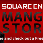 Square Enix To Shut Down Digital Manga Stores in U.S. and France
