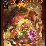 Ape Entertainment Launches Squids Comic on iOS