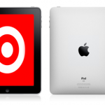 The Apple iPad available at Target Oct 2