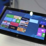 Lenovo ThinkPad Tablet Running Windows 8