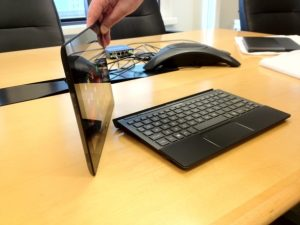 Toshiba Developing Windows 8 Convertible Tablet
