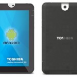 Toshiba Android tablet coming soon at Best Buy