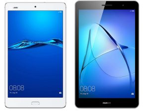 Huawei has 4 New MediaPad Android Tablets