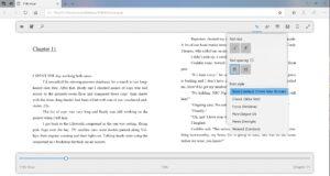How to Sideload EPUB eBooks on Microsoft Edge