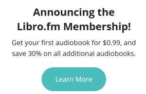 Libro.fm unveils paid monthly subscriptions for Indie Bookstores