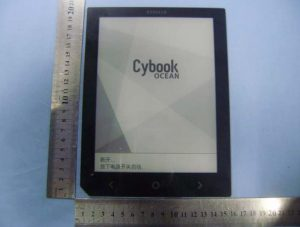 Cybook Ocean e-Reader Clears the FCC