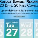 Comixology Giving Away 20 Free Digital Comics
