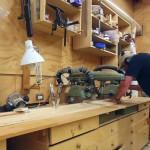 Watch a Modular Bookshelf be Constructed